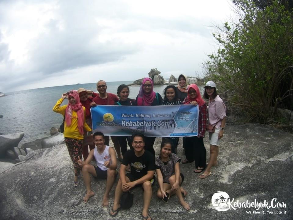 Ibu Magda Anggelina Paket Tour Belitung