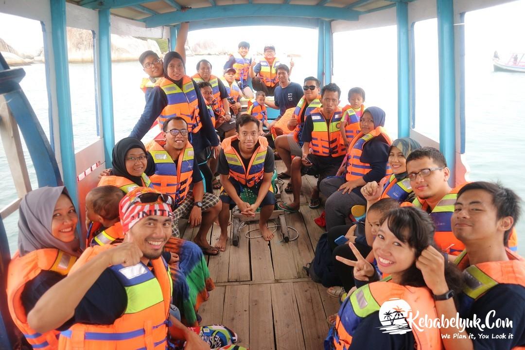 Gits Indonesia Goes To Belitung Januari 2018