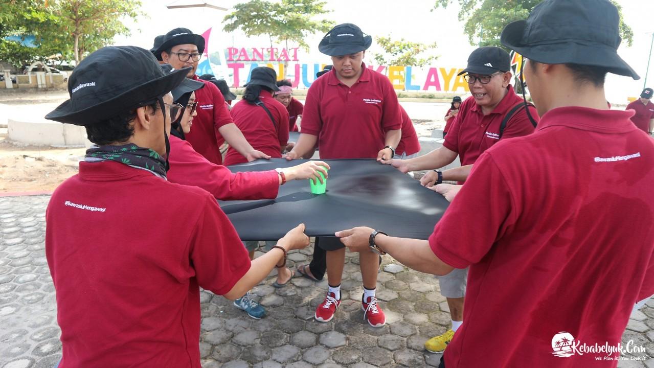 Paket Outbound Training dan Wisata Pulau Belitung Bawaslu RI