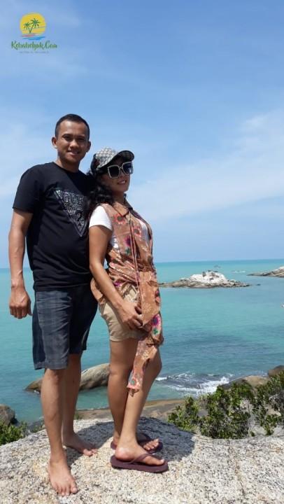 Ibu Silviani - Jakarta Bangka Tour 4 Hari 3 Malam