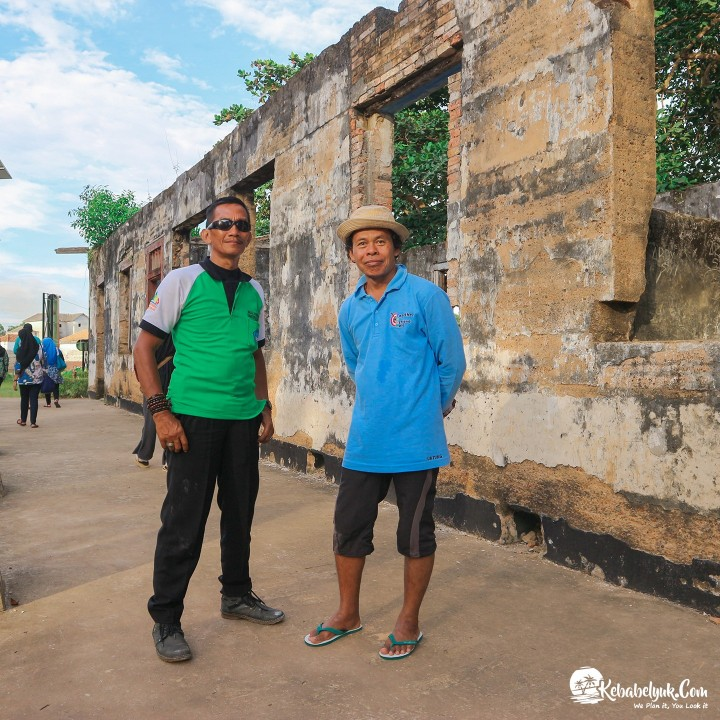 Outbound Trainning Balai Arkeologi Sumatra Selatan - Wisata Bangka Selatan