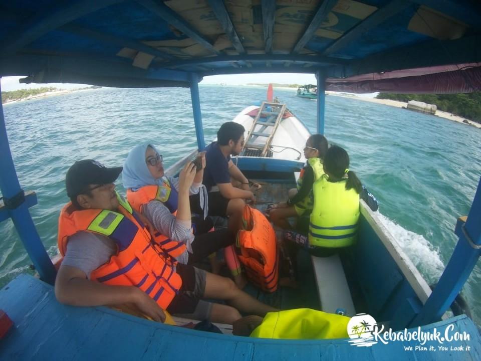 Bapak Boyke Tanggal 16-19 Juni 2018 Belitung 3 Hari 2 Malam