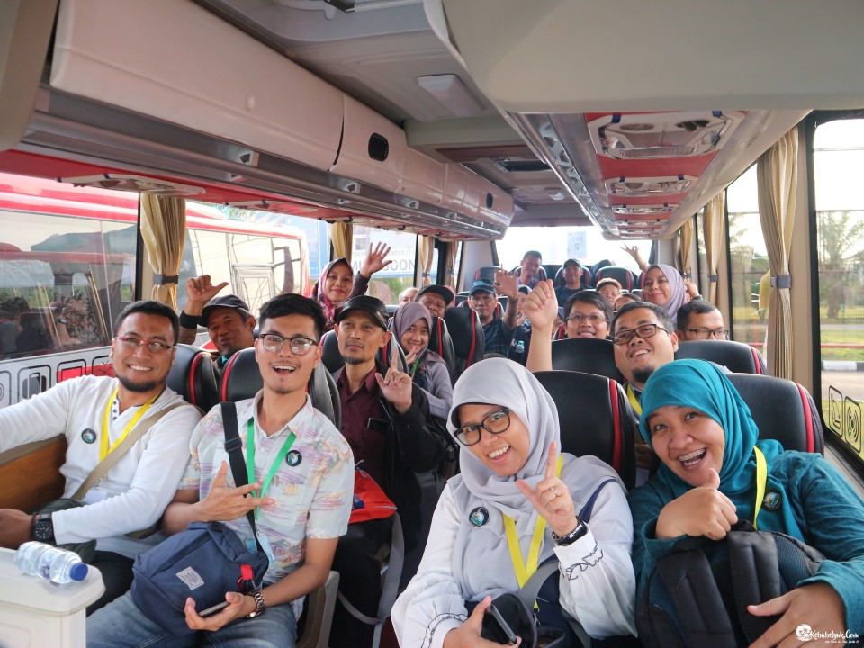 Corporate Outbound Pulau Belitung UIP JBT II