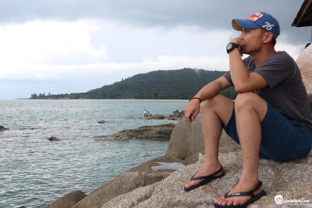 Rombongan Paskibraka Pagar Alam Tour Bangka