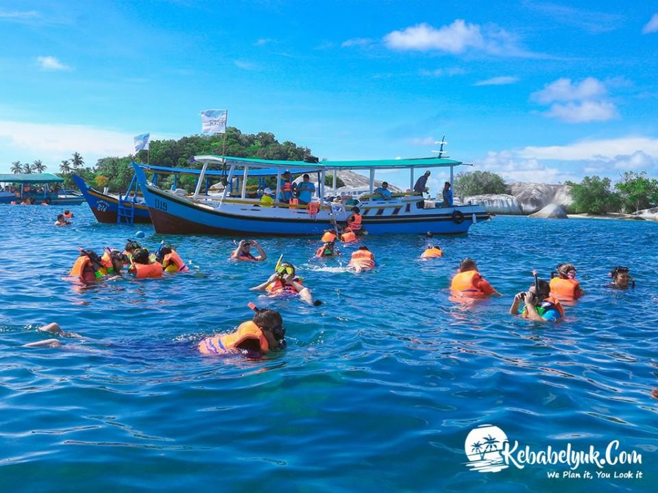 Fun Games Pulau Lengkuas Belitung - Acer Indonesia