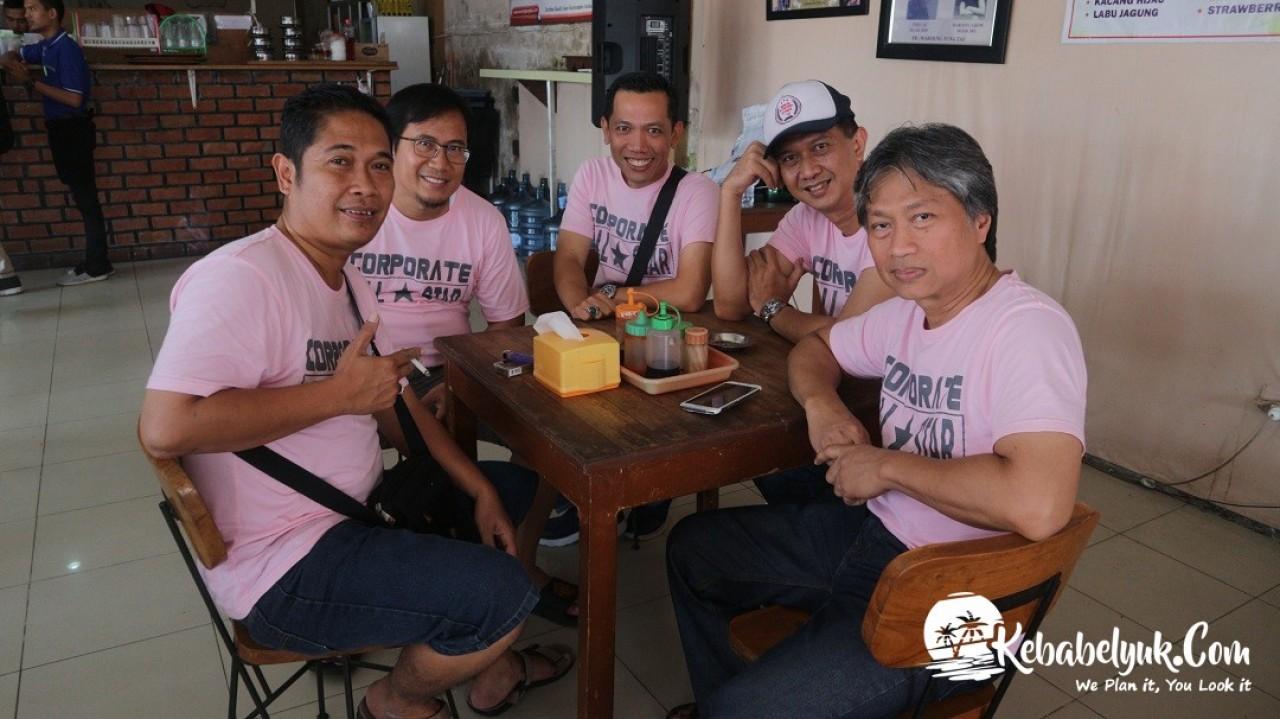 Corporate All Star KCK-OPR BCA Jakarta