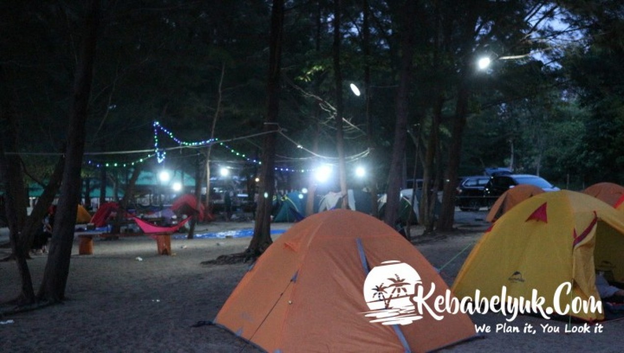 Tikus Emas Camping Ground