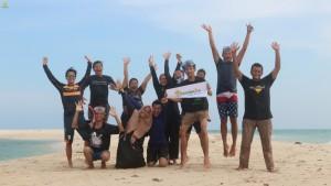 Trip Pulau Semujur dan Pulau Panjang - Bangka