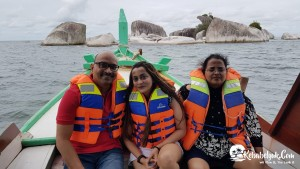 Travel Belitung From India Shankamishra And Family