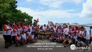 CAPACITY BUILDING ASN PSBR BAMBU APUS - Jakarta Mei 2018