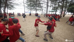 Outbound Capacity Building PT. Haleyora Powerindo Bangka Belitung 2020