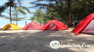 Tikus Emas Camping Ground