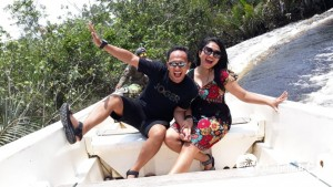 Paket Wisata Bangka - Ibu Mandala Vivi & Suami Tour Bangka