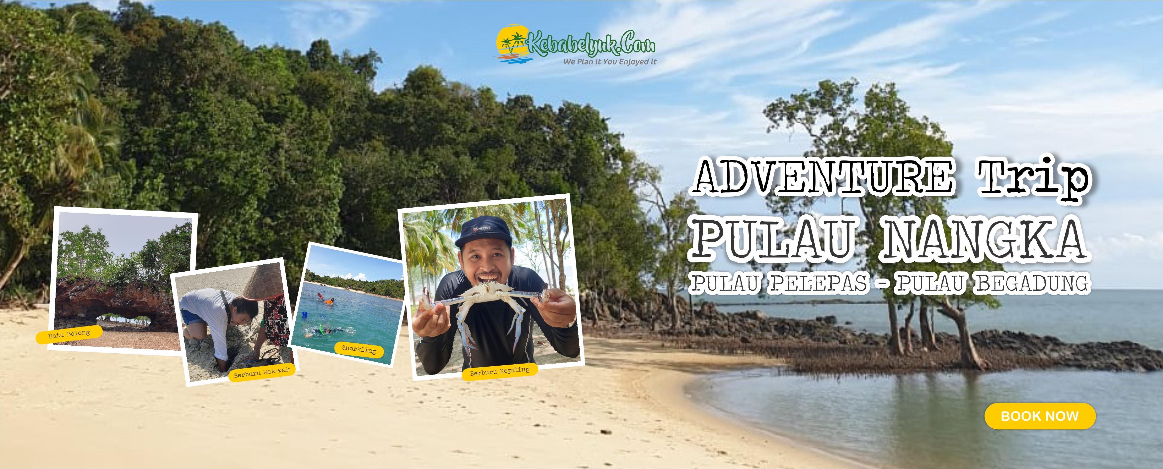 Paket Wisata Pulau Nangka