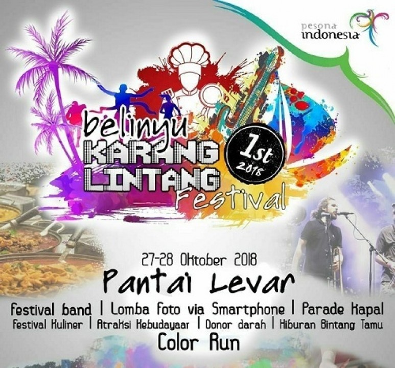 Belinyu Karang Lintang Festival