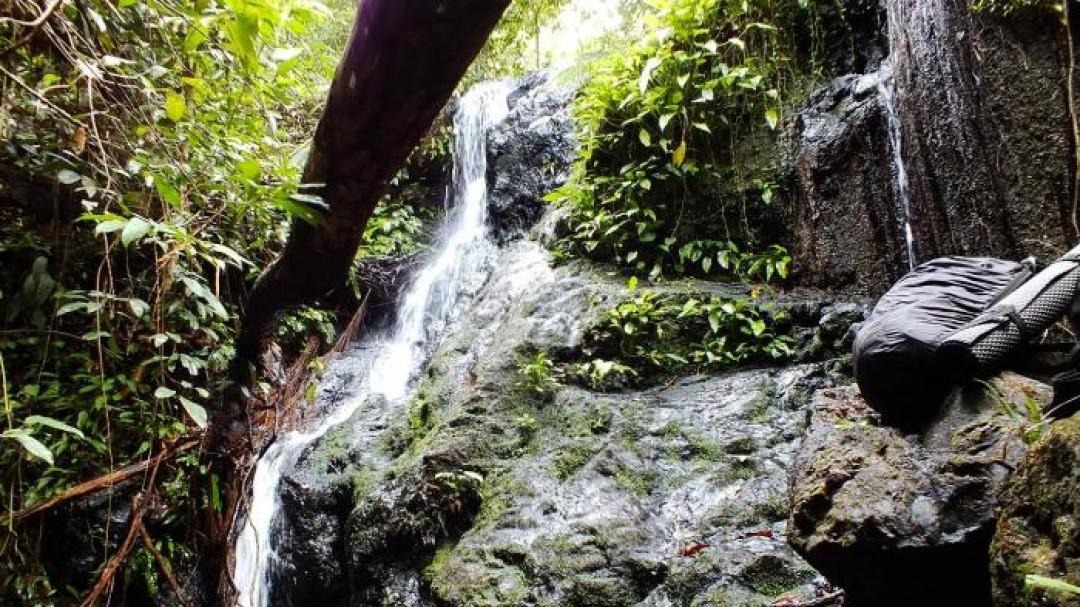 Belitung Tak hanya Wisata Pantai dan Pulau, Air Terjun Gurok Pakuk