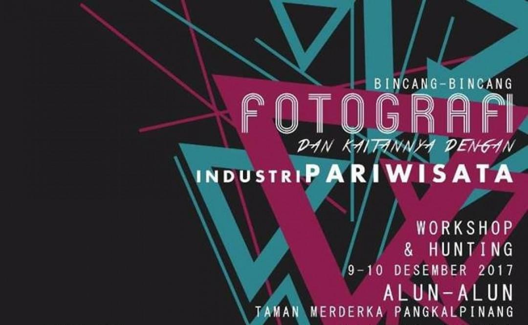 Bincang-bincang Fotography Industri Pariwisata Bangka