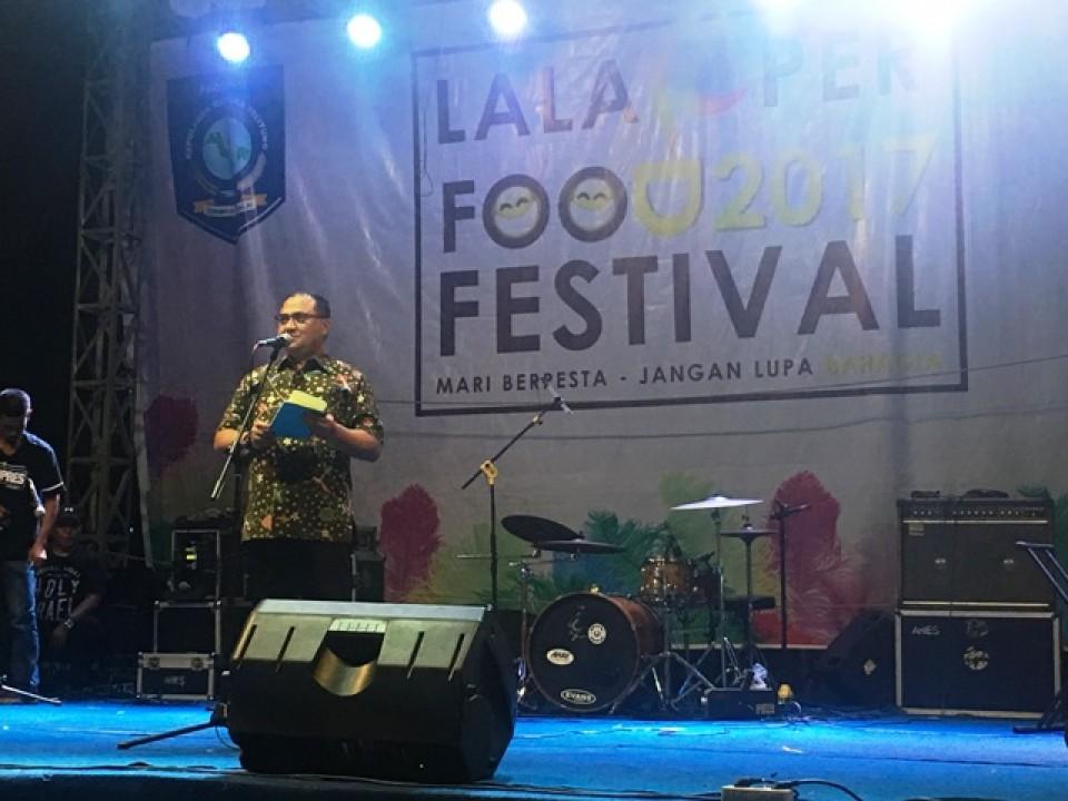 Erzaldi Optimis Bawa Kuliner Khas Bangka Belitung Ke Internasional