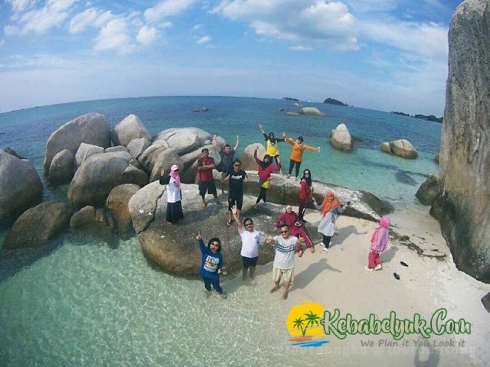 Hoping Island di Belitung Dalam 1 Hari