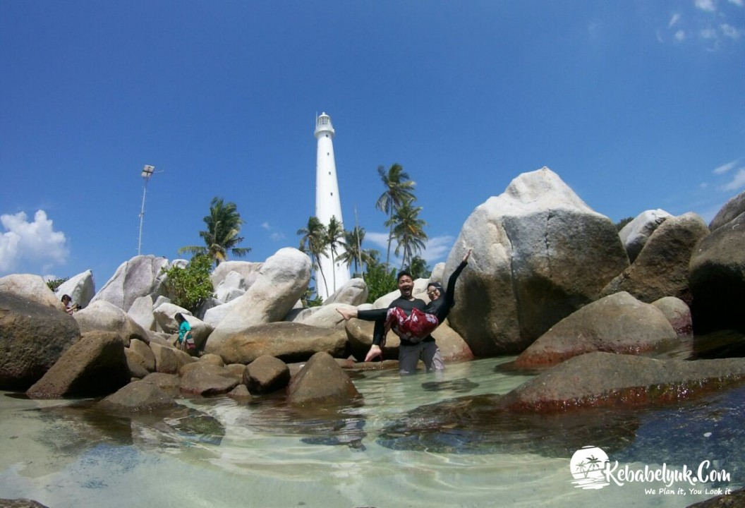 Tour Prawedding Dan Honeymoon Belitung
