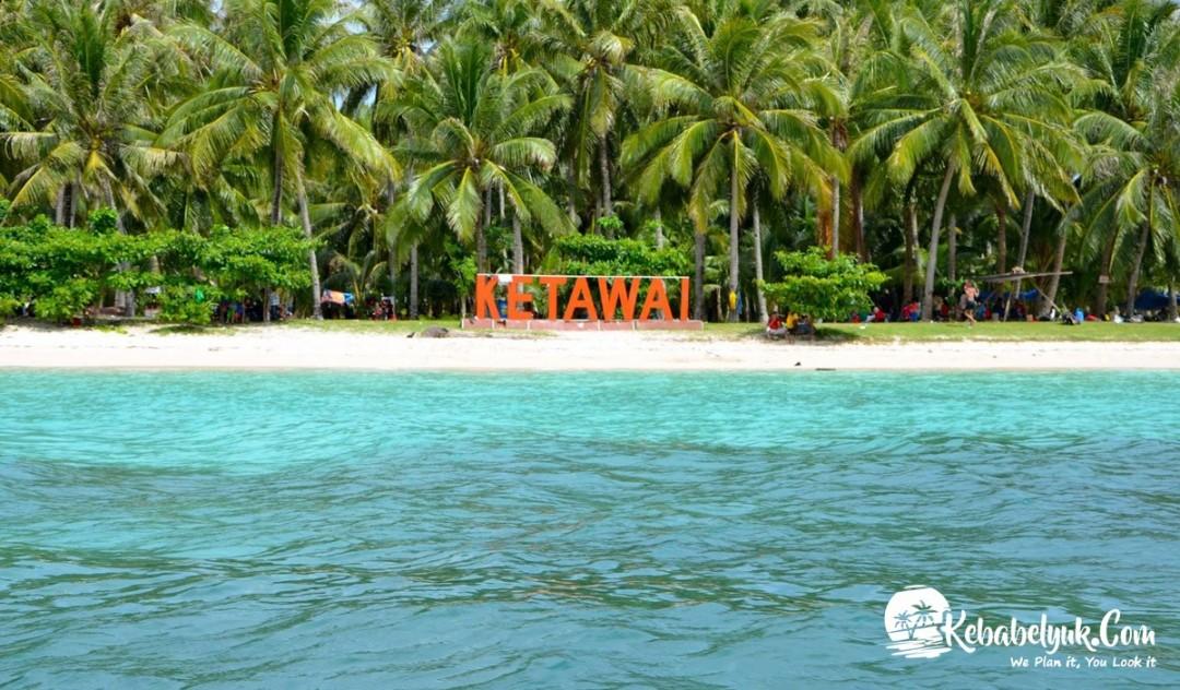 Pulau ketawai, Bangka Tengah