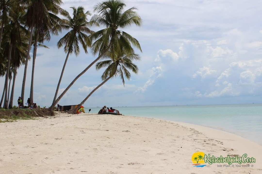 Pulau Ketawai, Pulau Cantik Berpasir Putih