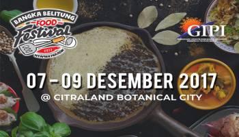 Bangka Food Festival Angkat Tema Besar Lempah Kuning Dan Martabak Bangka