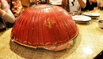 Inilah Tempat Makan Bedulang Ala Tempo Doeloe di Bangka