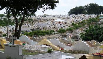 Kuburan Cina Sentosa, Kuburan Warga Tionghoa Terbesar Se-Asia Tenggara