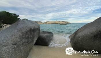 Liburan Ke Belitung ? Kunjungi Pantai Penyabong