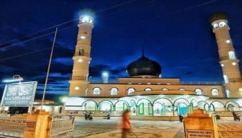 Masjid Jamik, Masjid Tertua Di Pangkalpinang