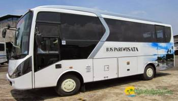 Rental bus bangka Rental bus belitung