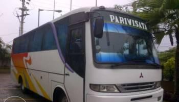 Rental Bus Bangka