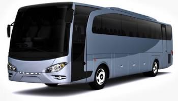 Rental Mobil Bus Pariwisata 35 seat- Rental Bus Belitung