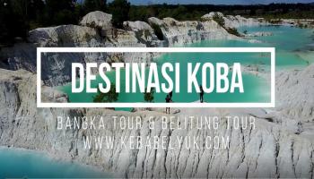 Destinasi Wisata di Kabupaten Bangka Tengah