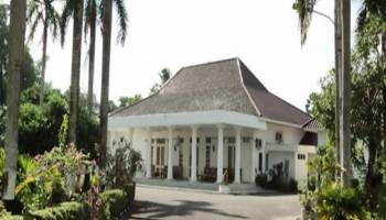 Rumah Residen Alun-alun Kota Pangkalpinang