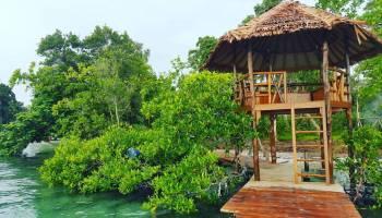 Sensasi Destinasi Liburan Di Pulau Leebong