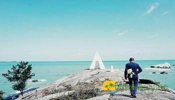 Lagi Viral Tempat Wisata Romantis Belitung