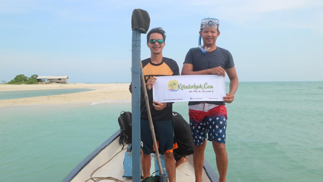 Trip Family Kebabelyuk.Com Pulau Semujur dan Pulau Gusung Panjang