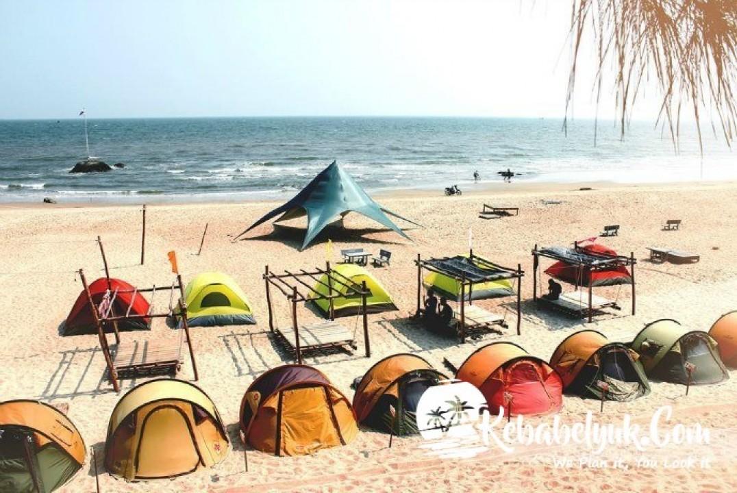 Paket Camping Bangka 1 Malam
