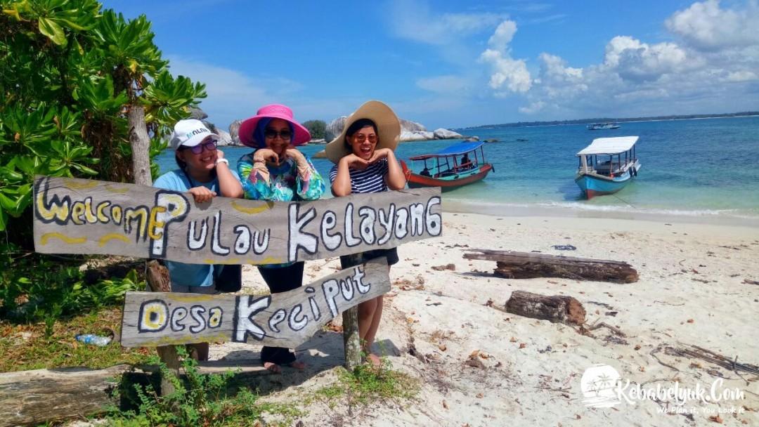 Paket Romantis Honeymoon Belitung
