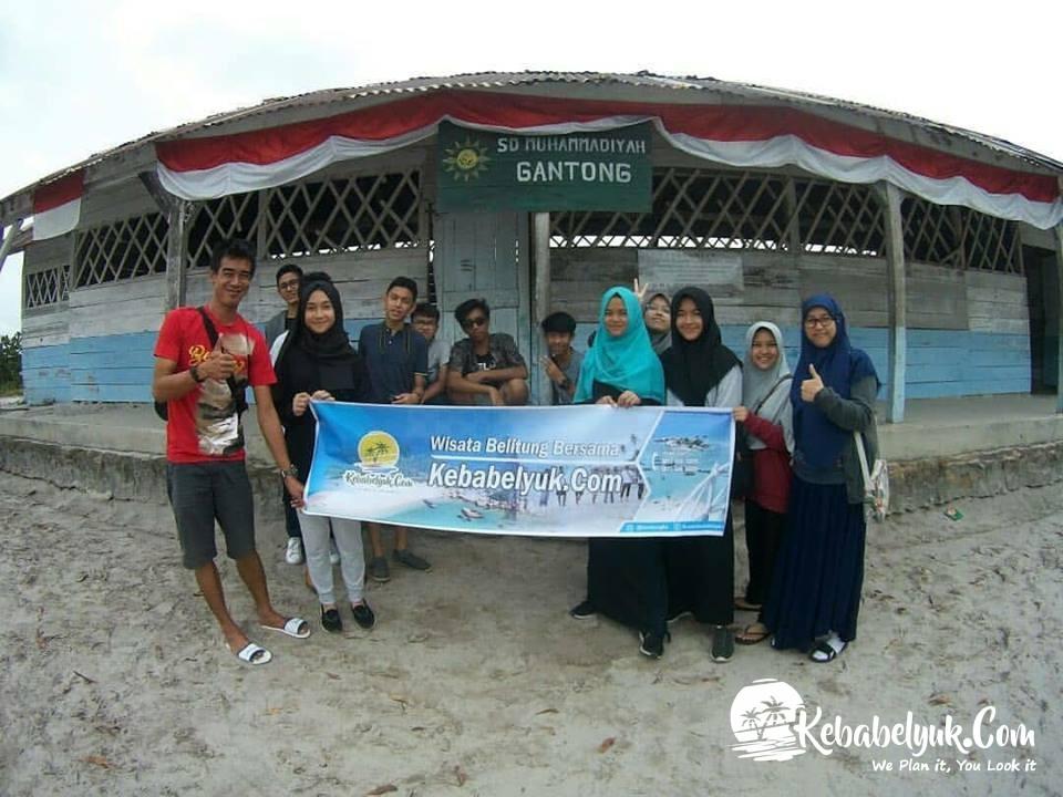 Paket Tour Laskar Pelangi Belitung