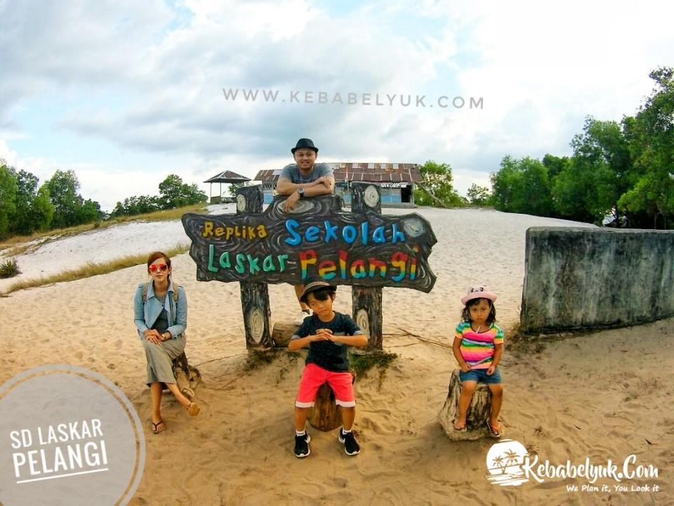 Paket Wisata Belitung Idul Fitri 3 Hari 2 Malam