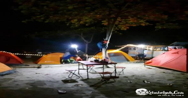 Camp Trip Bangka 3 Hari 2 Malam