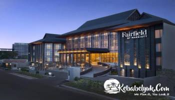 Paket Travel Belitung 2 Hari 1 Malam Hotel Fairfield Marriot