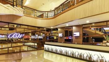 Paket Wisata Pulau Belitung 2 Hari Hotel Hotel BW Suite