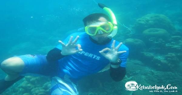 Paket Wisata Pulau Ketawai, Gusung Asam dan Ketugar Satu Hari