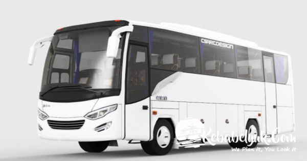 Rental Bus Bangka
