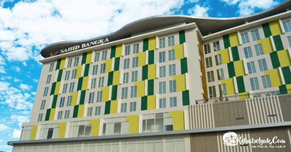 Sahid Hotel Bangka, Pangkalpinang | Harga Murah, Fasilitas Komplit?