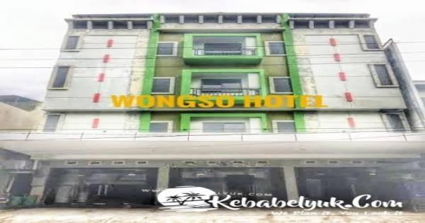 Wongso Hotel 2*